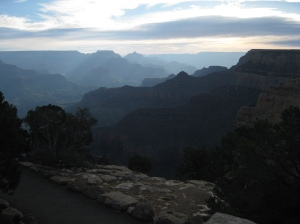 Grand Canyon Rim Trail 3