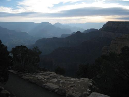 Grand Canyon Rim Trail 3