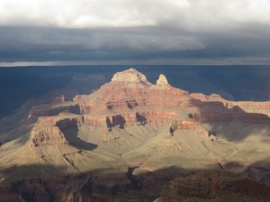 Grand Canyon before storm 2