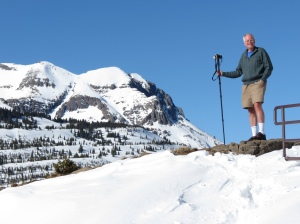 Rich at Moran pass