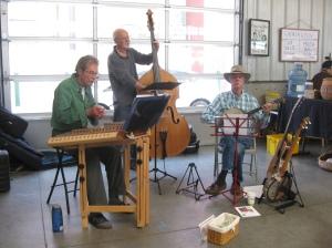 Santa Fe farmers market musicians