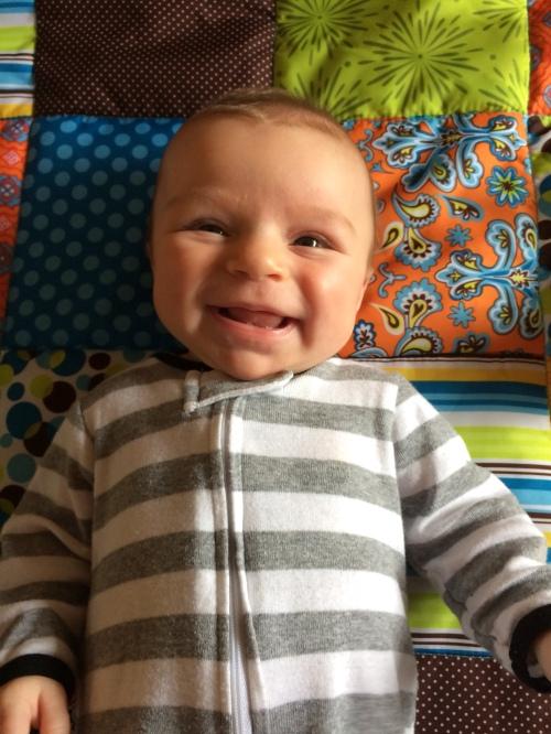 Smiling Maren