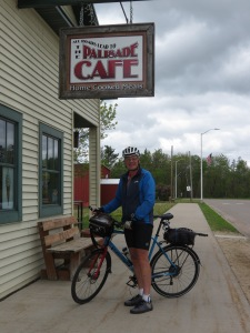 Rich at Palisade Cafe