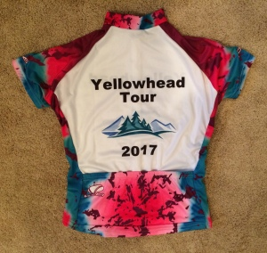 Yellowhead Tour Jersey