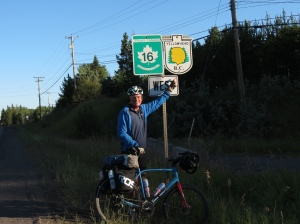 Rich and Yellowhead sign