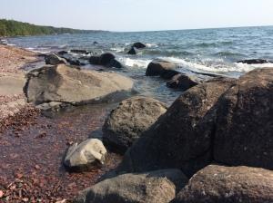 Brighton Beach rocks