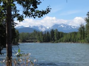 Bulkley River Telkwa