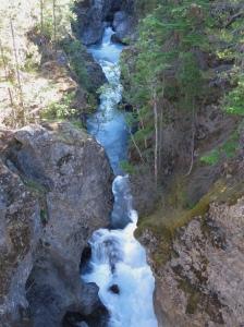 Side river
