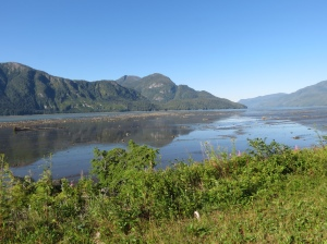 Skeena reflections