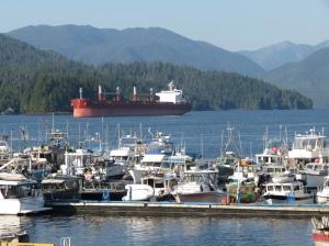 Prince Rupert Harbor 1