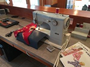 Sewing slipper jammies