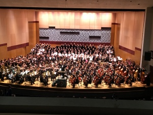 East Holiday Concert