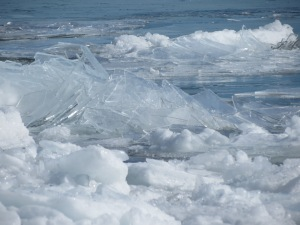 Brighton Beach ice 1