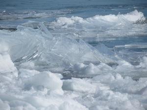 Brighton Beach ice 1