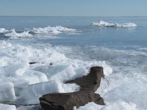 Brighton Beach ice 2