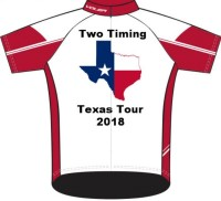 Two Timing Texas Tour Jersey