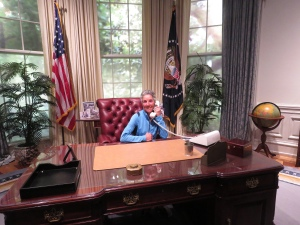 Molly in Oval Office