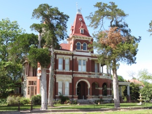 Gonzales mansion