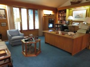 Camp David office