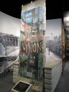 Piece of Berlin Wall
