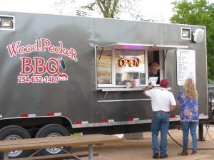 BBQ truck