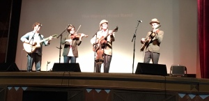 Fiddle Fest in Llano