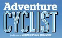 Adventure Cyclist magazine logo