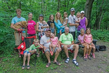 Hoeg Family Camping
