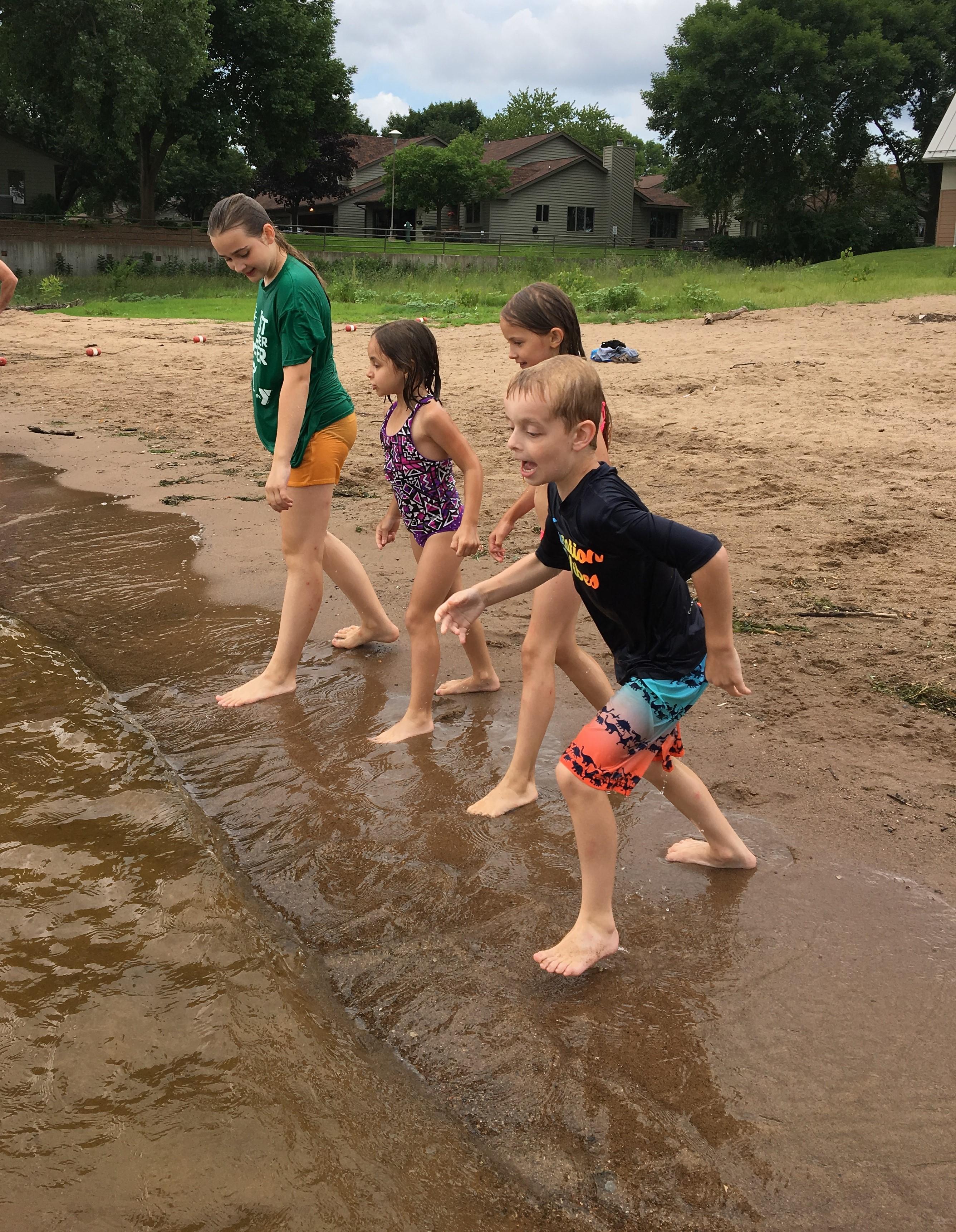 Camping | Superior Footprints