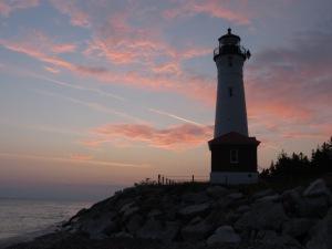 Crisp Point sunrise