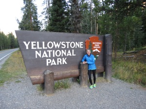 Molly Yellowstone sign