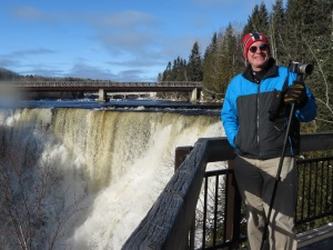 Rich at Kakabeca Falls
