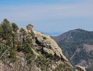 Mt Lemmon Lookout