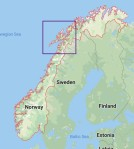 Norway area of tour