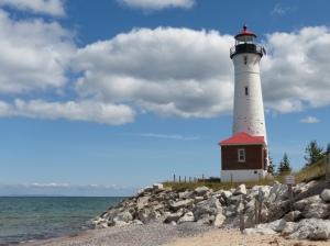 Crisp Point Lighthouse 2019