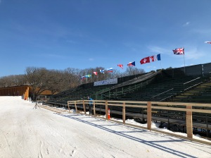 World Cup Grandstand