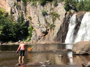 Katie Finley High Falls Tettagouche