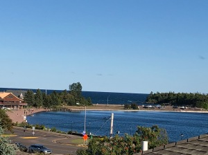 View from the Horizon in Grand Marais