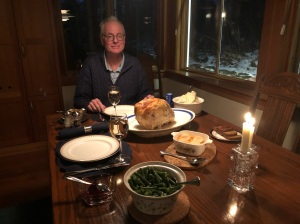 Rich on Thanksgiving