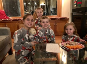 Kennedy Kids ready for Santa