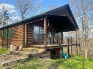 Cabin in the Ozarks
